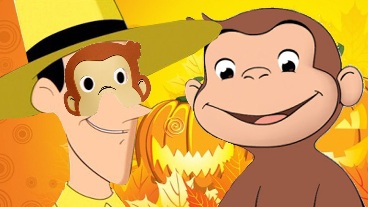 curious george 👻halloween special - detective george 🎃kids cartoon