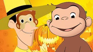 Curious George HALLOWEEN SPECIAL - Detective George Kids Cartoon Kids Movies | Videos for Kids