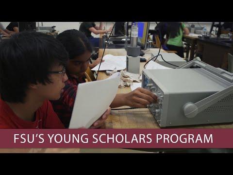 Young Scholars Program at Florida State University