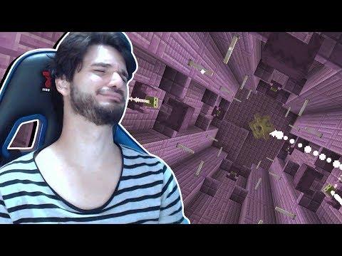 Minecraft Origens #57: EU QUASE PASSEI MAL TENTANDO FAZER ESSE DESAFIO IMPOSSÍVEL DO MINECRAFT!