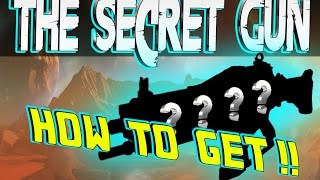 DESTINY | The Secret Gun! How To Get! Age Of Triumph