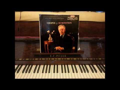 Rubinstein Chopin LP