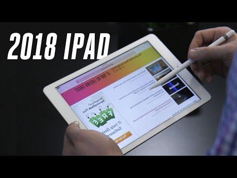 New Apple iPad 2018 hands-on