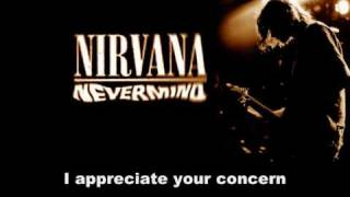 Nirvana - Rape Me (with lyrics)
