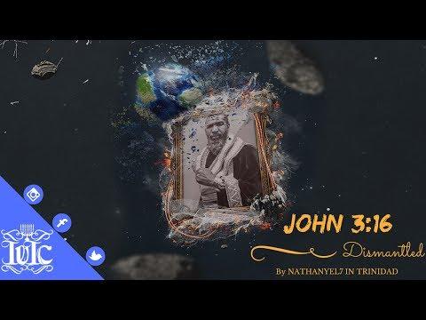 The Israelites: John 3:16 Dismantled By Nathanyel7 In Trinidad!!!