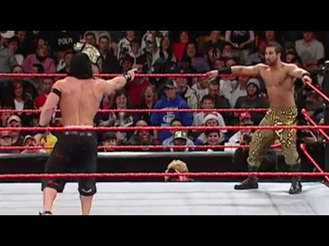 You Can't See Me Match- John Cena vs. Daivari : Raw, December 12, 2005