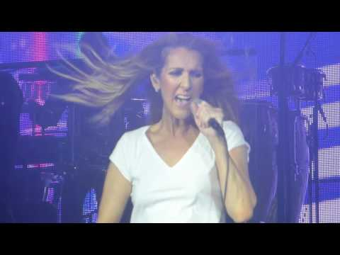 Celine Dion - Black Or White (Michael Jackson Cover) - Live At The O2, London - Wed 21st June 2017