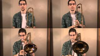 Phantom Of The Opera Medley: Trombone Arrangement