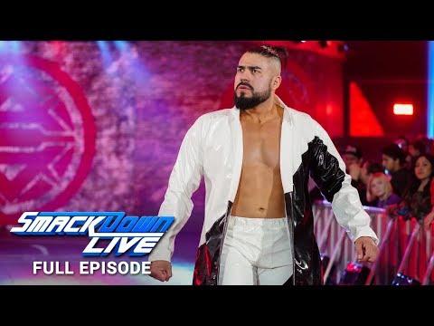 WWE SmackDown LIVE Full Episode, 22 January 2019
