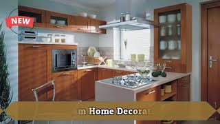 Home Decoration Styles for Modern Homes Ergonomic modern kitchen   small kitchen design ideas