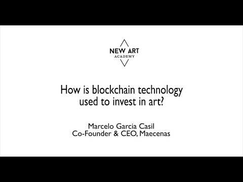 01 - How is blockchain technology used to invest in art?