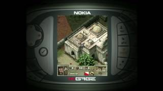 Pathway to Glory - Nokia N-Gage Gameplay