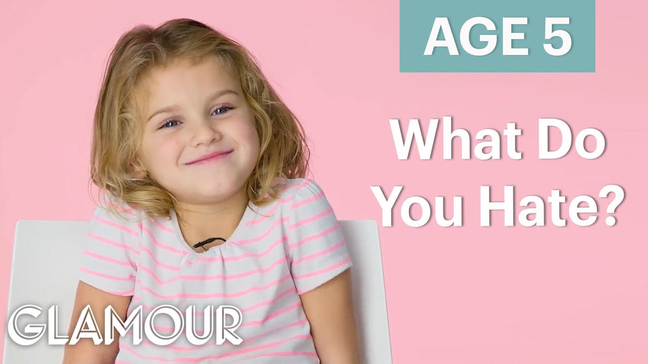 70 Women Ages 5-75 Answer: What Do You Hate? | Glamour