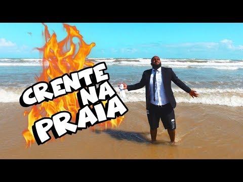 CRENTE NA PRAIA - Pr. Jacinto Manto | Tô Solto