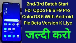 How to install color os 6 0 on oppo a3s