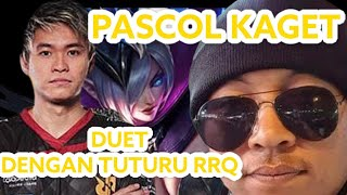 Download PASCOL KAGET DUET DENGAN TUTURU RRQ
