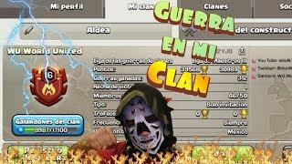 Retaron a mi CLAN! Fuegooo!!!  | Clash of Clans