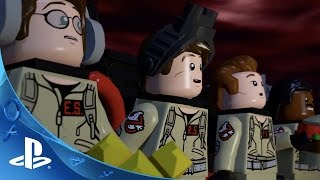 Video LEGO Dimensions: Ghostbusters Trailer | PS4, PS3 download MP3, 3GP, MP4, WEBM, AVI, FLV Juli 2018
