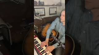 The Relationship / weezer's Brian Bell practicing Here Comes the Rain from OK Human 2-25-21