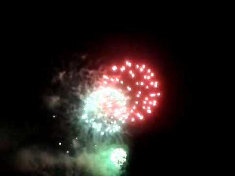 Edenbridge fireworks