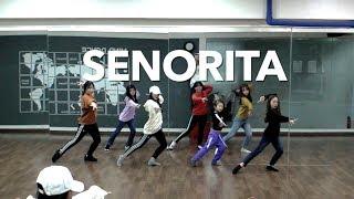 안산댄스학원 MIND DANCE (마인드댄스) 방송댄스(K-pop Dance Cover) 초등부 | (여자)아이들 - Senorita