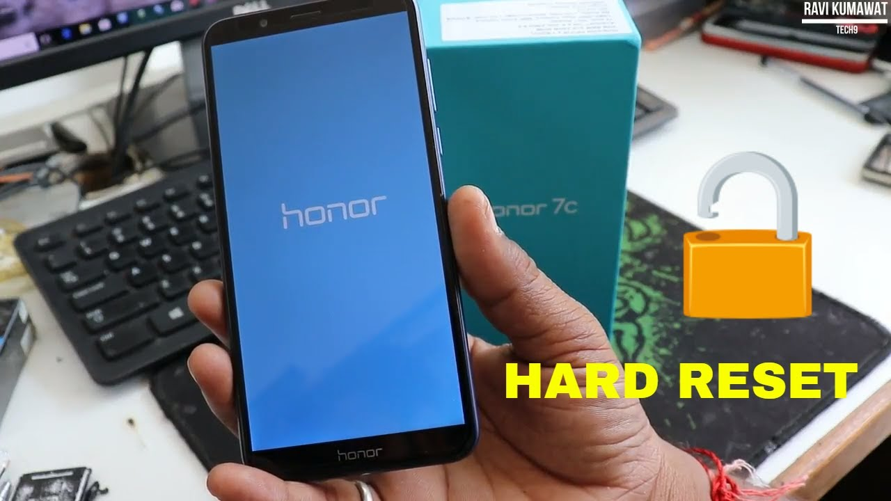 Huawei Honor 7C Recovery Mode Videos - Waoweo