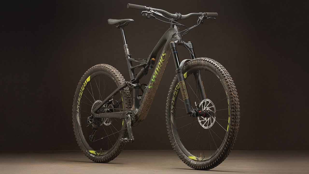 5814b183d1c Specialized S-Works Stumpjumper 29 Review - 2018 Bible of Bike Tests ...
