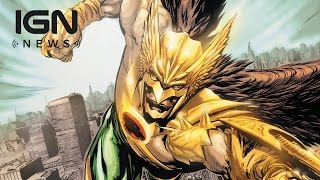 Hawkman Cast for Arrow, Flash and Legends of Tomorrow - IGN News