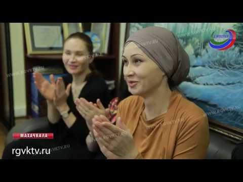 На телеканале РГВК почетными грамотами наградили самых юных ведущих