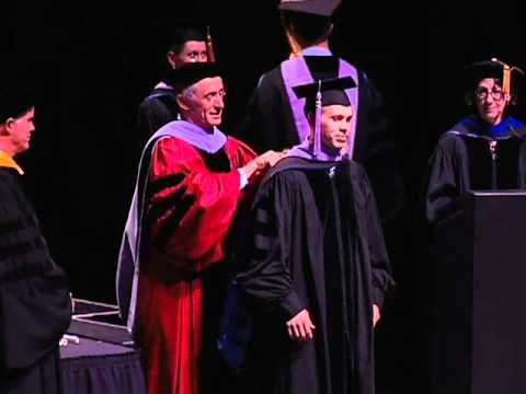 Conferring of Degrees - 2011 UB School of Dental Medicine Commencement