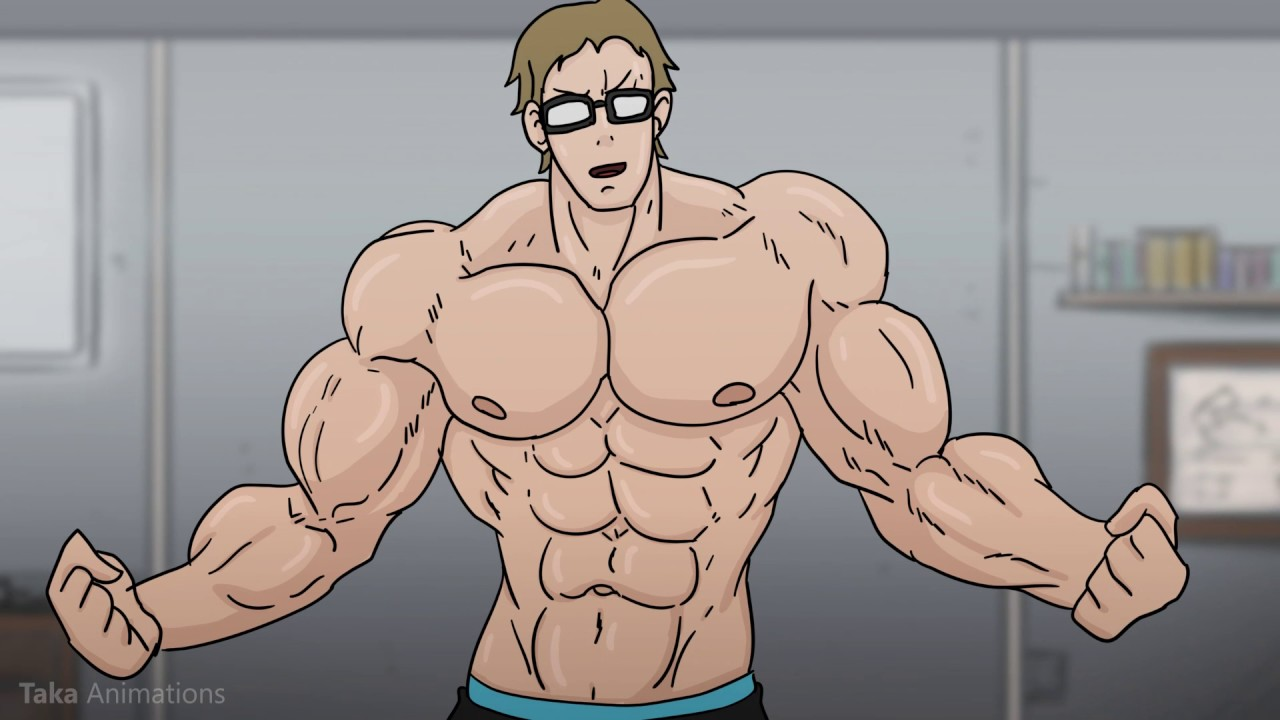 Nerd Muscle Growth