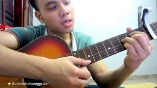 [Guitar] Hướng Dẫn: SAU TẤT CẢ (ERIK ST.319)★Tú Hoàng Guitar★