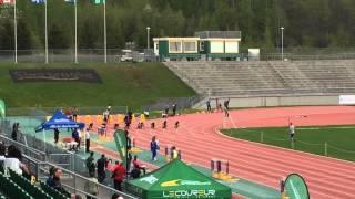 100m A Ouvert H Crépuscule André Grimard