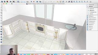 Проектирование мебели (создаем автодетали, длинномеры)