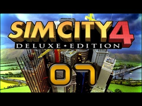 SimCity 4 (Deluxe Edition) - Let's Play [Deutsch] [HD] # 07 |