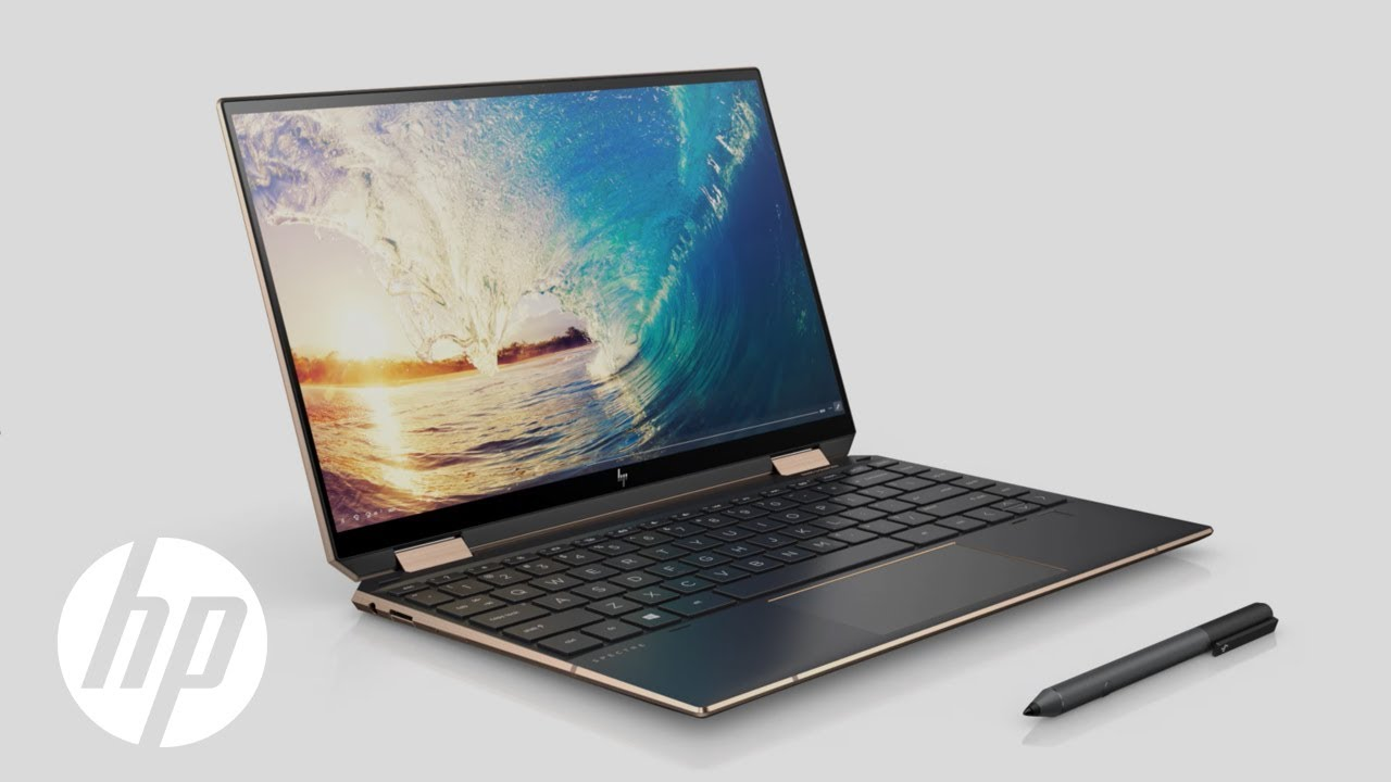 The new Spectre 13 x360 2020 Edition