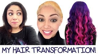 My Hair Transformation!
