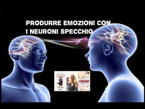Come produrre emozioni in chi vogliamo usando i neuroni - Neuroni specchio empatia ...