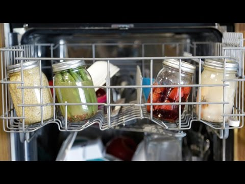 Cook A Superclean Meal In The Dishwasher
