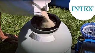 Filtre à sable INTEX