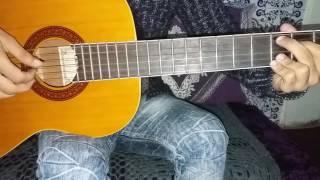 lesson guitar pour les débutants (zina babylone)