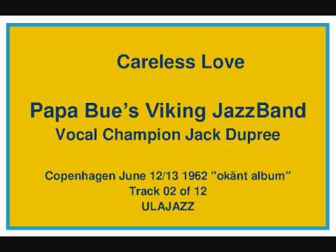 Champion Jack Dupree - Trouble Trouble - Champion Jack Dupree Plays And Sings The Blues