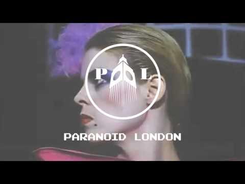 Paranoid London - Lovin U (Ahh Shit) - Paranoid London Records