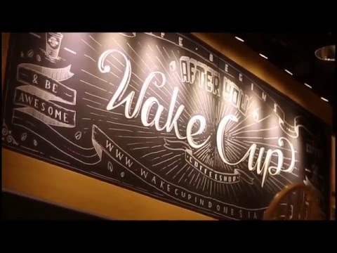 Commercial - WAKE CUP COFFEE INDONESIA