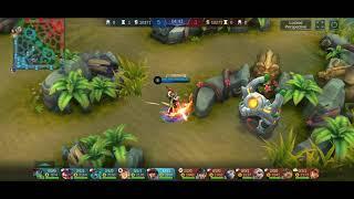 Yi Sun-shin Gameplay and Build 4v5 Mobile Legends Bang Bang