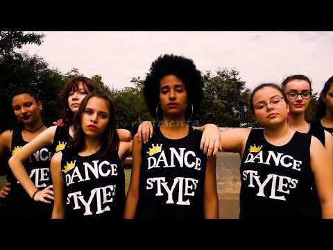 Dua Lipa - New Rules (Remix Alison Wonderland) - Coreografia/ DANCESTYLES