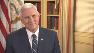 EXCLUSIVE: One-on-one interview with Vice President Pence