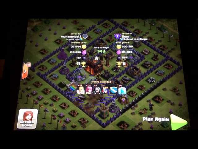 Clash with Dom vid#1