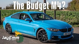 The BMW 440i Review - M-Lite or M-Barrassment?