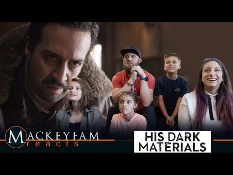 His Dark Materials: Season 1 | Official Trailer | HBO- REACTION and REVIEW!!!